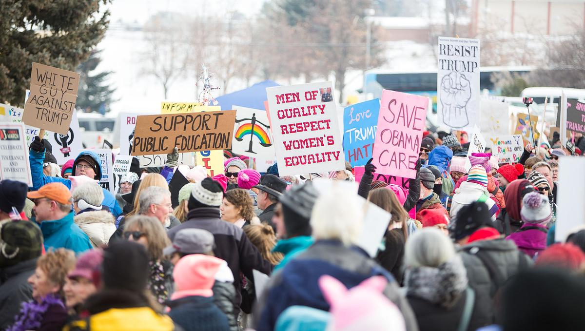 news; Womens March