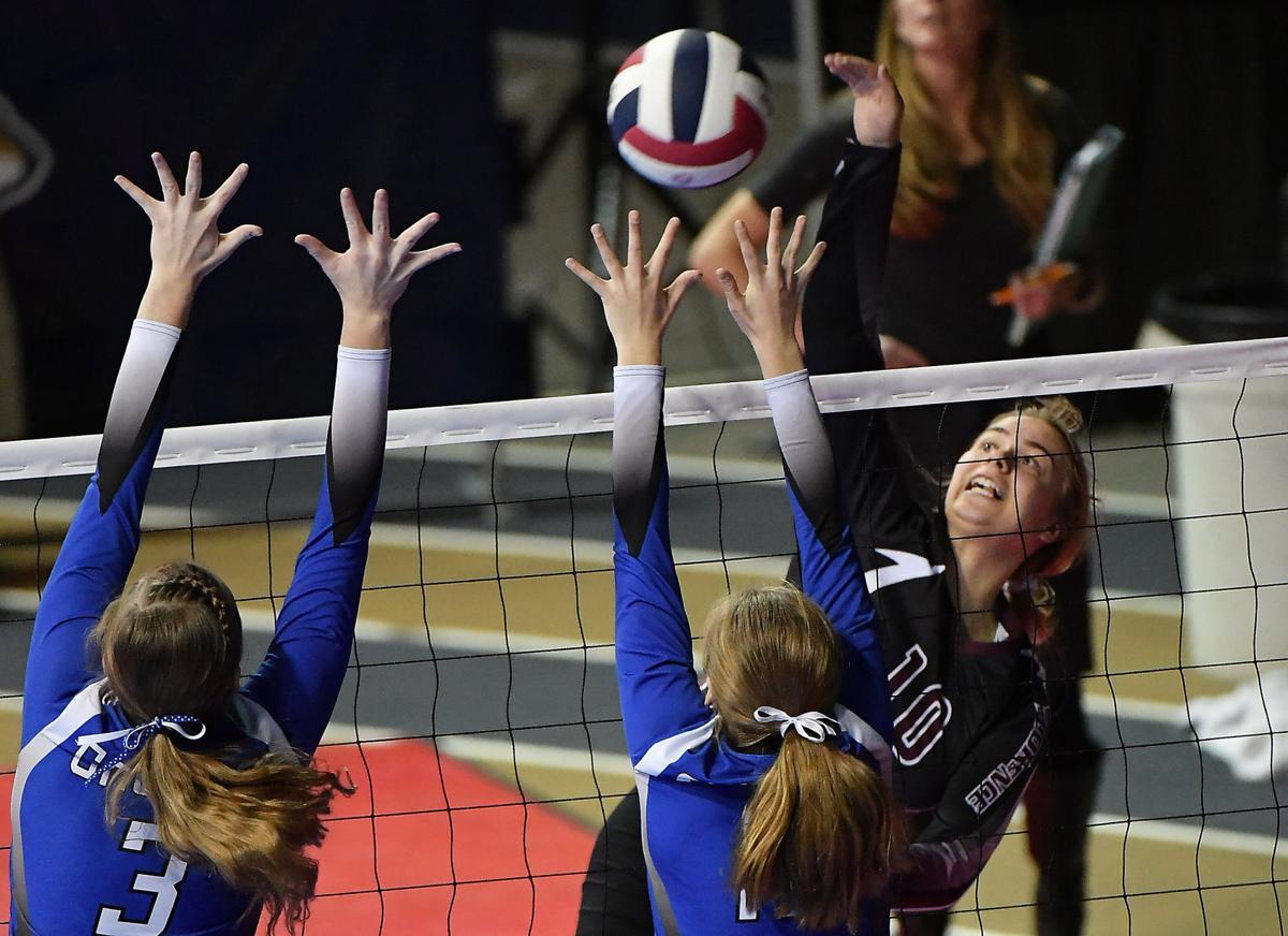 Class B volleyball