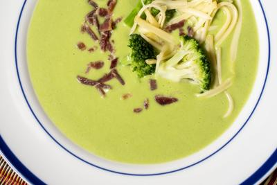 Food- Broccoli Soup