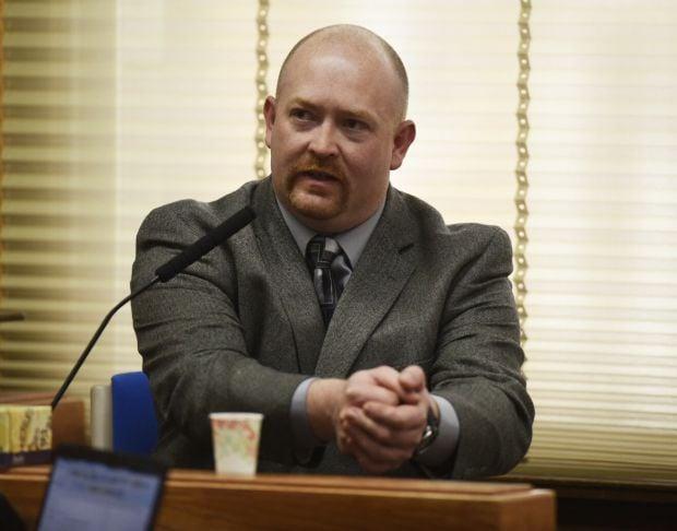 Paul Kelly testifying coroner inqeust