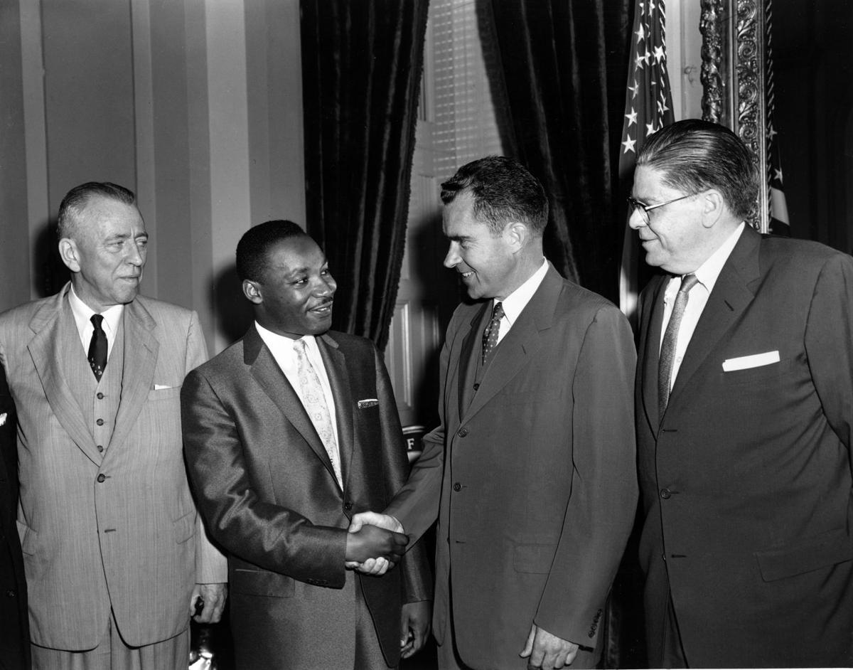 King and Nixon