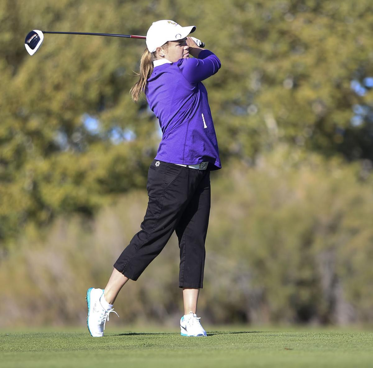 golf; Carroll INvitational Golf Tournament