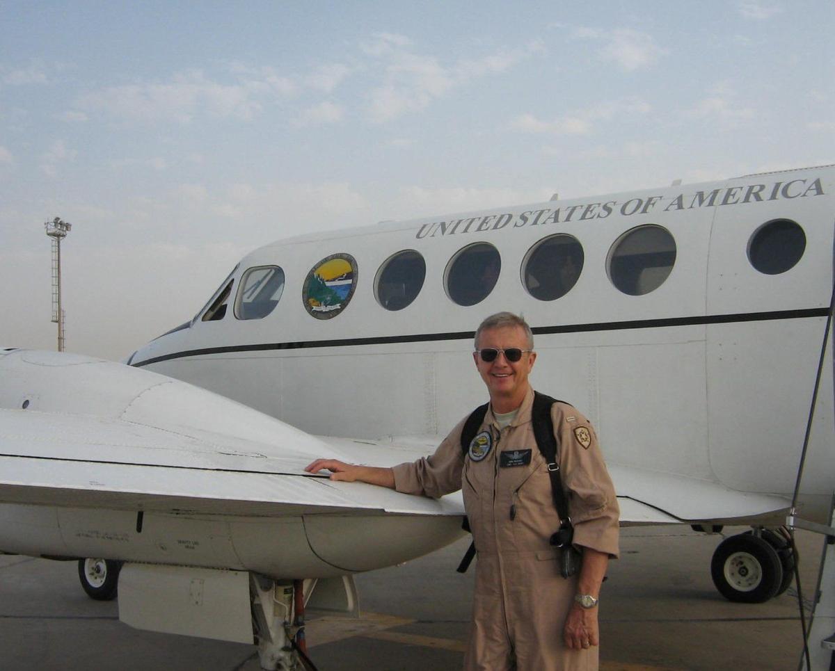 OEF/OIF veteran Ken Inabnit