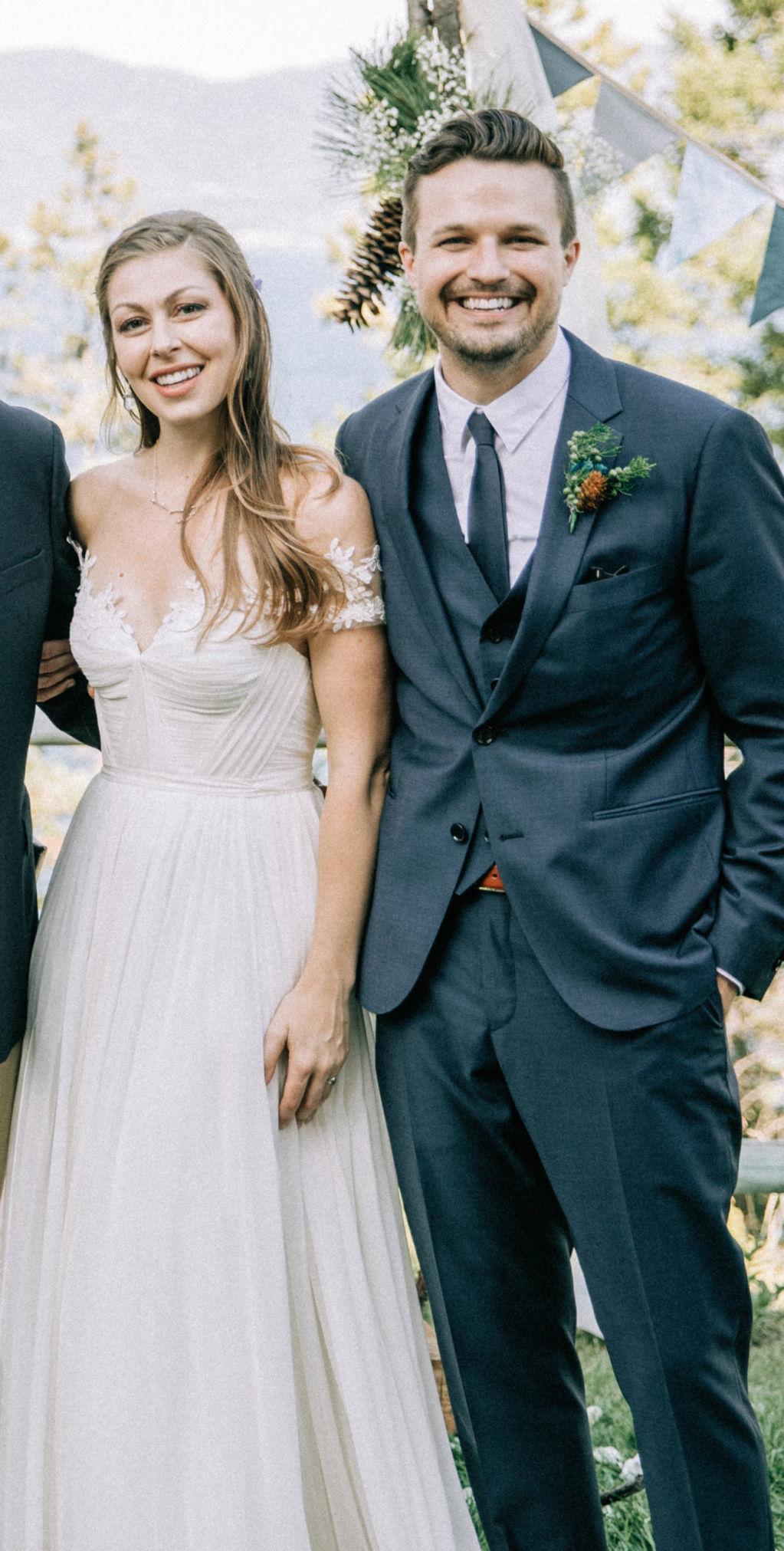 Grotbo and McCauley Wedding