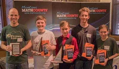 MATHCOUNTS winners