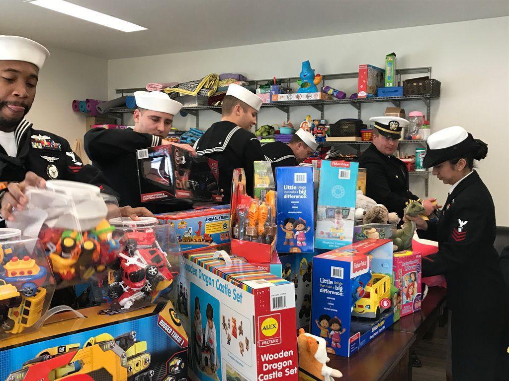 Toys For Tots Starts Holiday Giving Local Helenaircom
