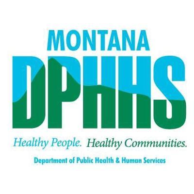 Montana DPHHS logo
