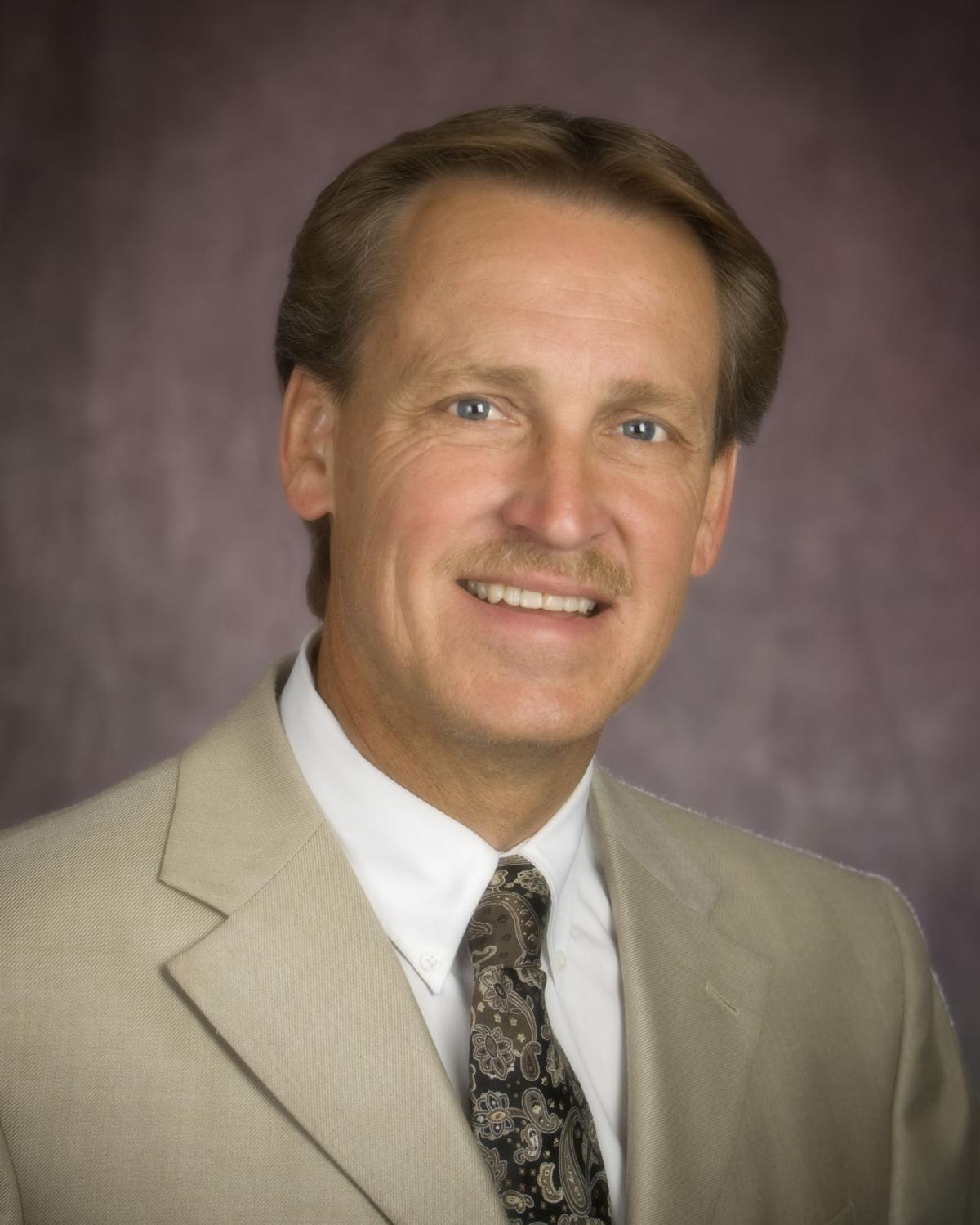 Dick Brown, Montana Hospital Association CEO