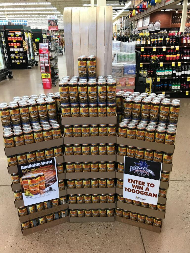 Million Acre Amber on the shelves