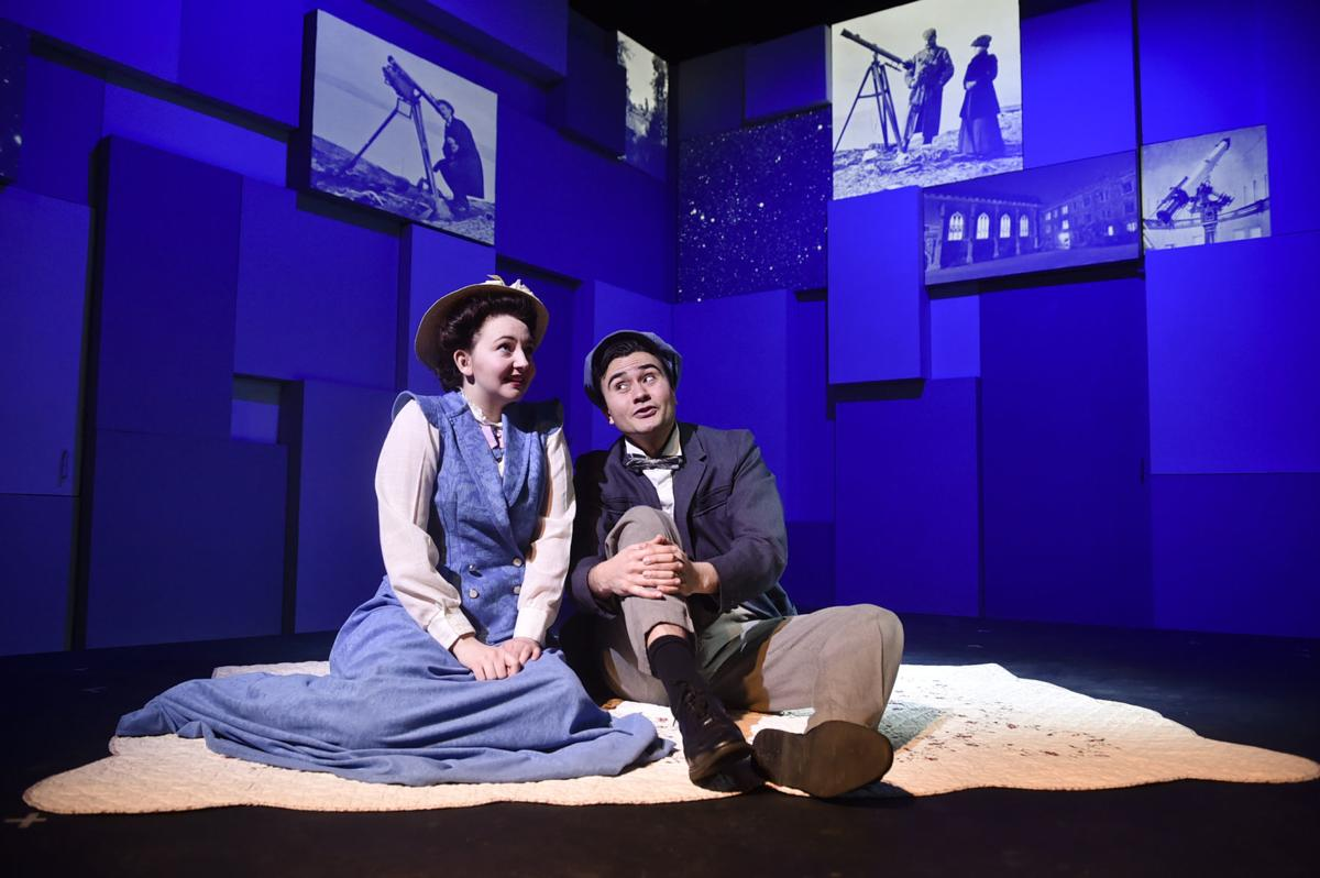 Blue Stockings at Carroll College