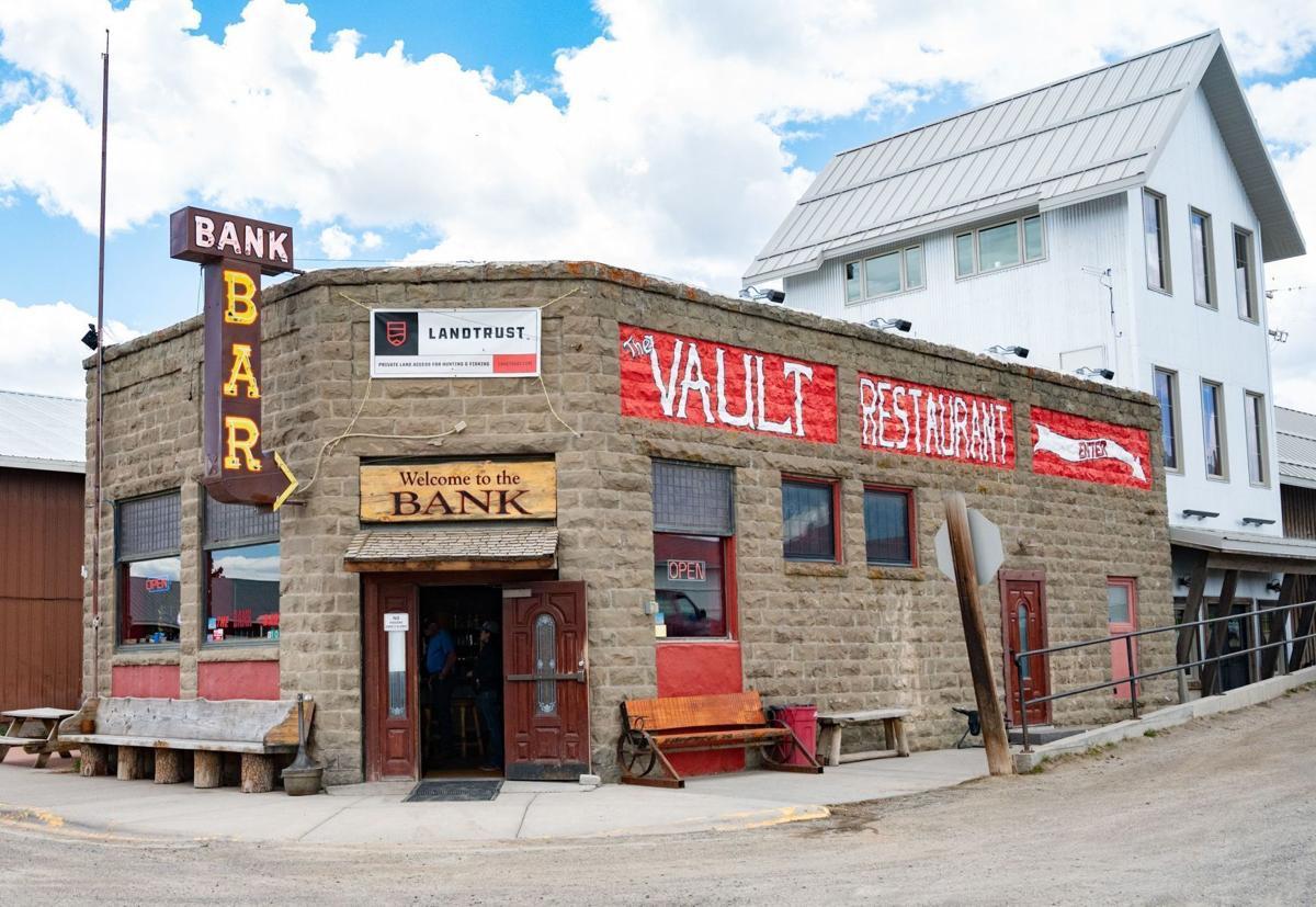 The Bank Bar and Vault Restaurant