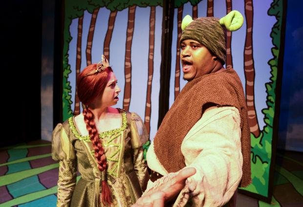Lovable Ogre Shrek Leads Fairy Tale Misfits In Grandstreets Summer