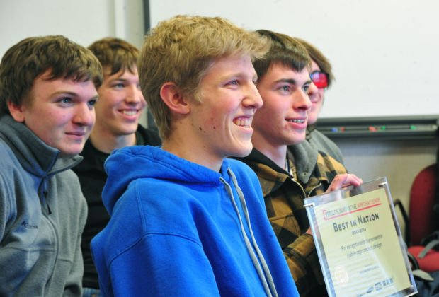 Hhs Students Win App Contest