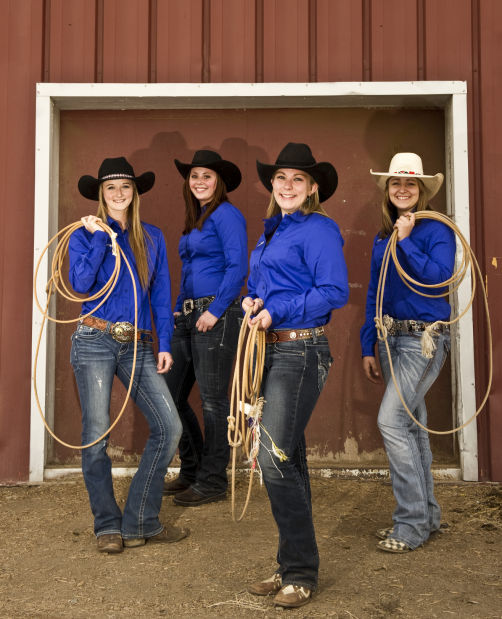 Final Home Rodeo For 4 Local Cowgirls This Weekend Rodeo Helenair Com