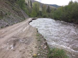 Ripple effects of flooding, snowmelt felt across western Montana