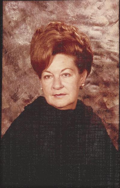 McCoy, Doris Lucille (Moody)