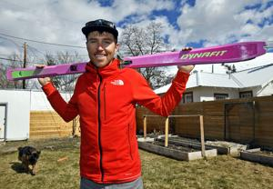 60 laps: Missoula man sets world record for 24-hour uphill skiing distance