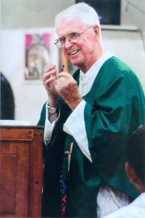 Hazelton, Father James W.