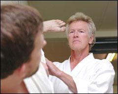 Helena martial-arts instructor instills strength of character