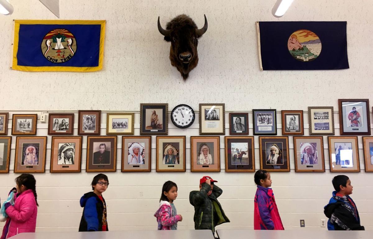 Crow Elementary School