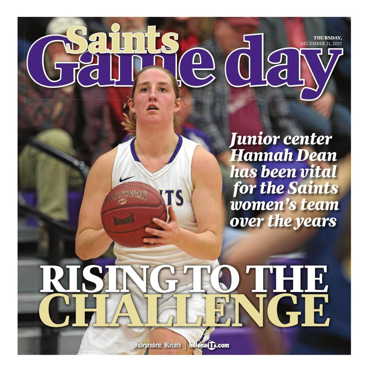 Carroll College Saints Game Day - December 21, 2017