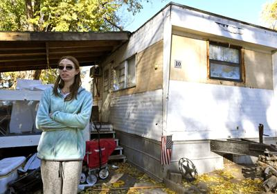 Skyview Trailer Park evictions