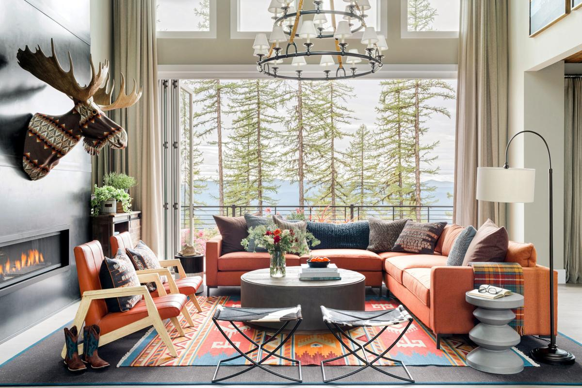 Photos Take A Tour Of The 2019 Hgtv Dream Home In Whitefish Montana Helenair