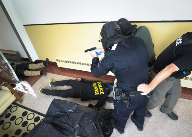 Active Shooter Training in Helena