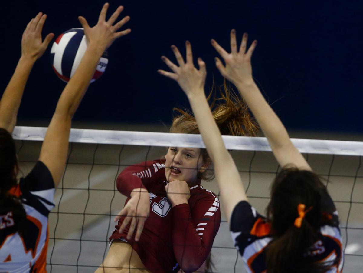 Class AA Volleyball Tournament