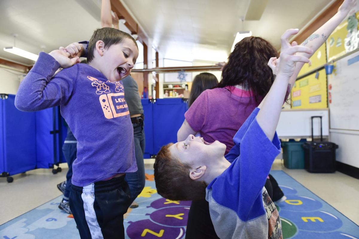 Trailhead Program Dance Day