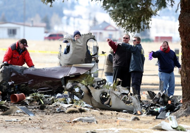Slow healing: Families of Butte crash victims to visit