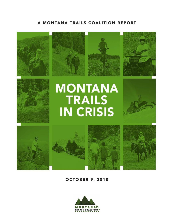Trails in Crisis Report