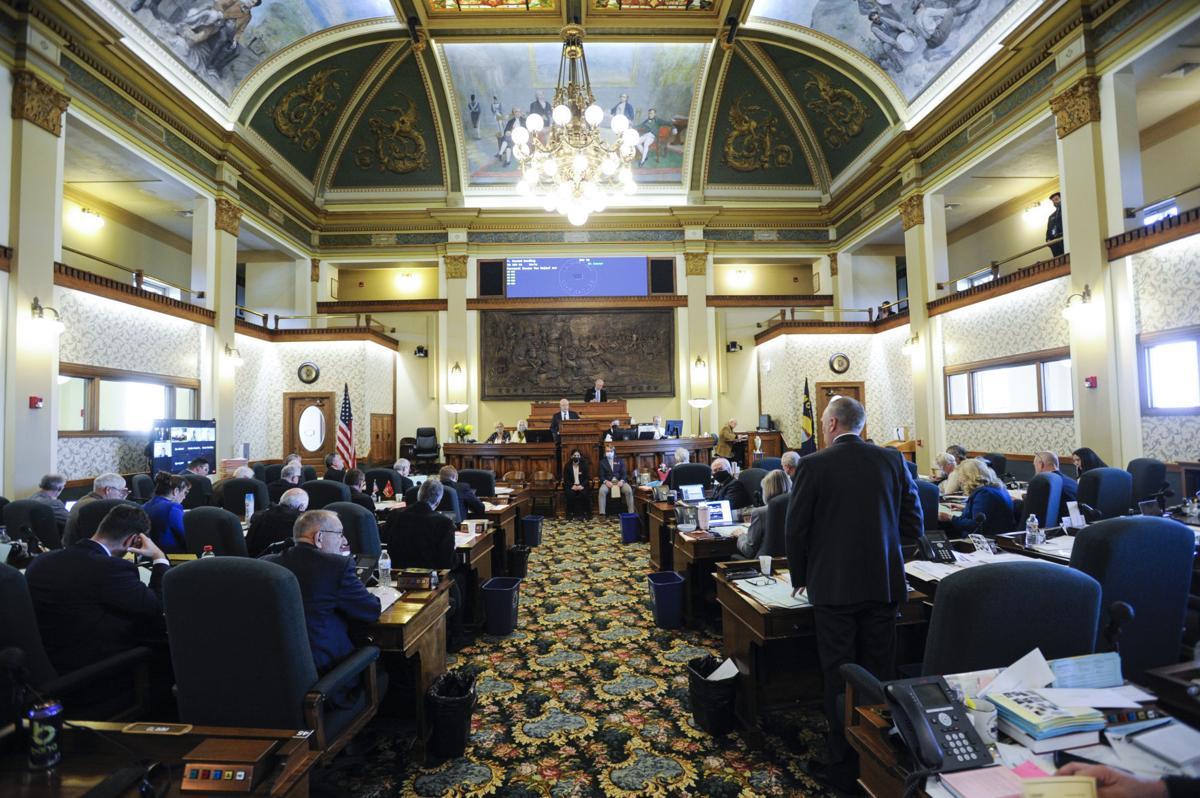 The Montana State Senate