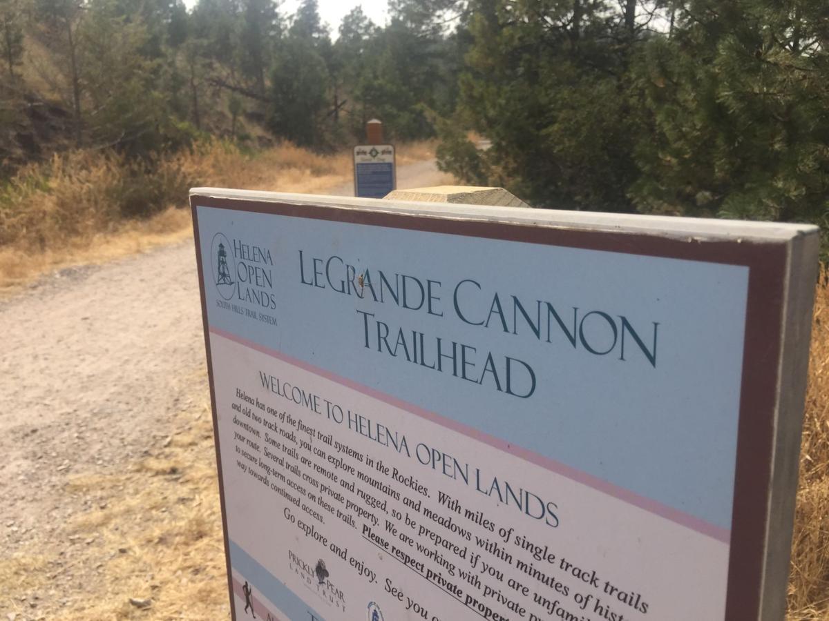 The LeGrande Cannon Trail