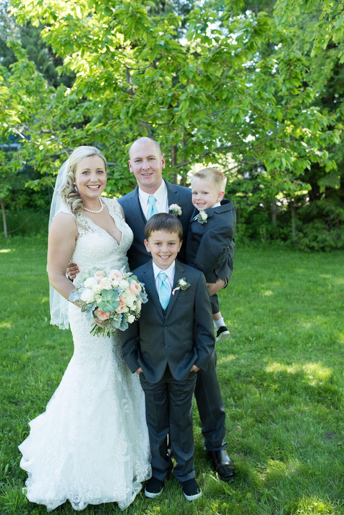 Tangen Wedding