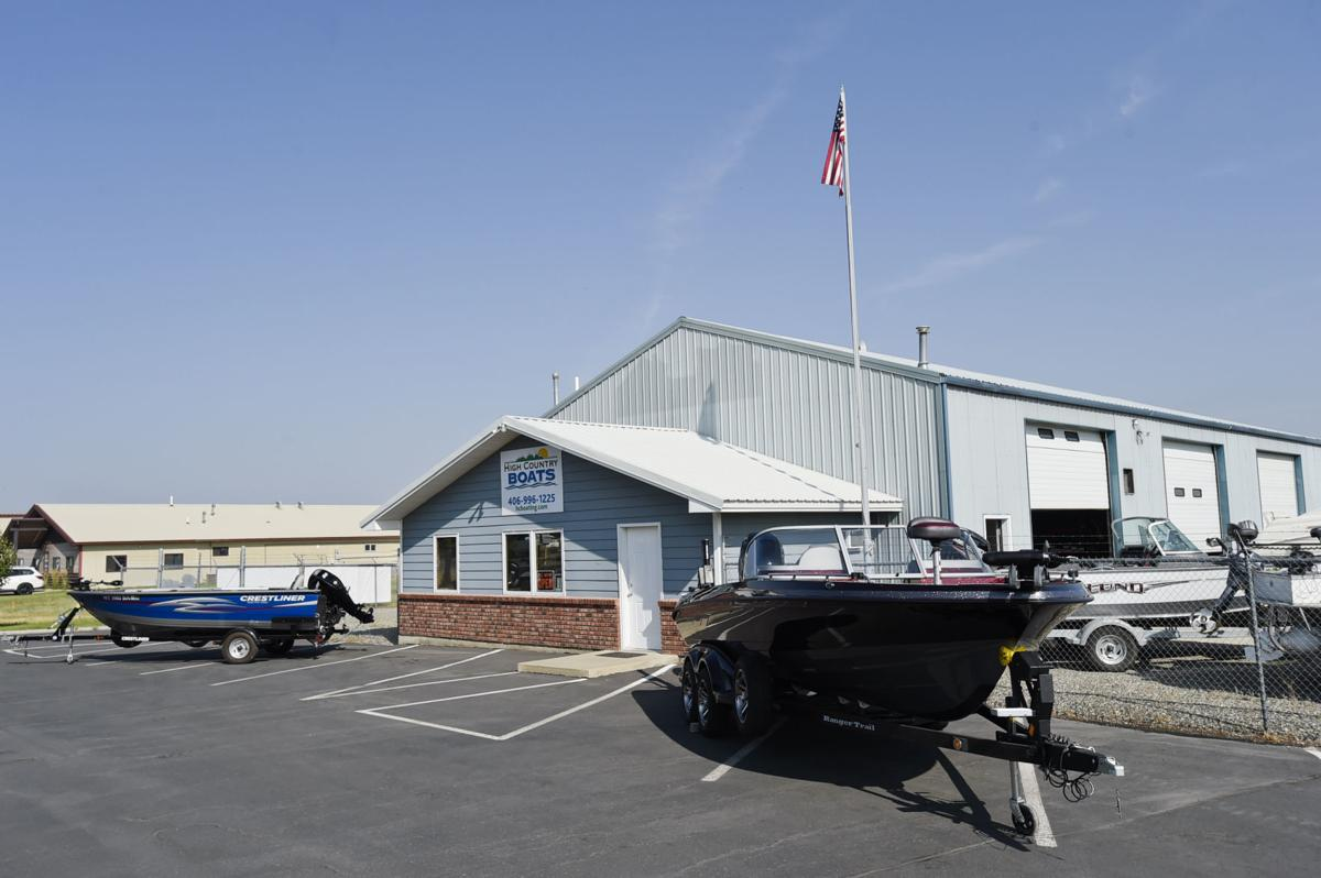 High Country Boats will be the Helena sales and service center for Ranger and Crestliner