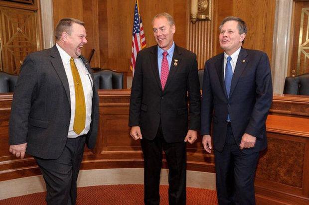 Montana's U.S. congressional delegation
