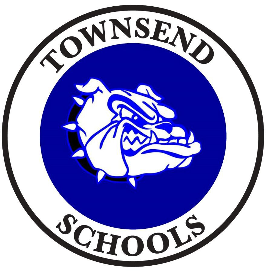 Townsend Bulldogs logo