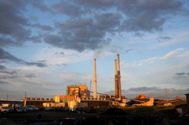 Four power plants