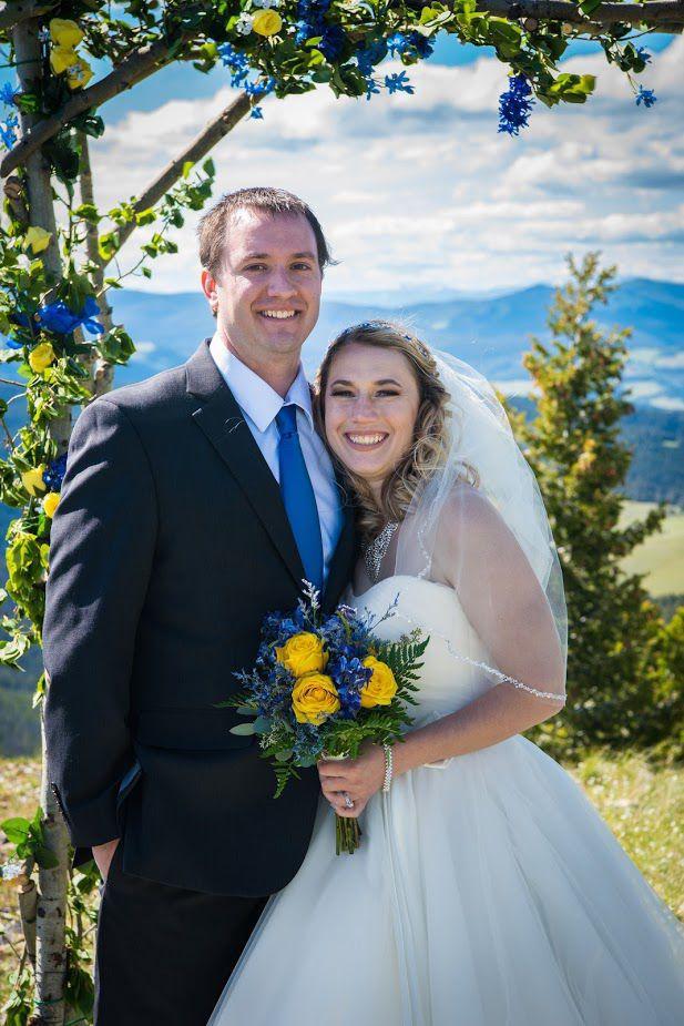 Eveland and Ratcliff Wedding