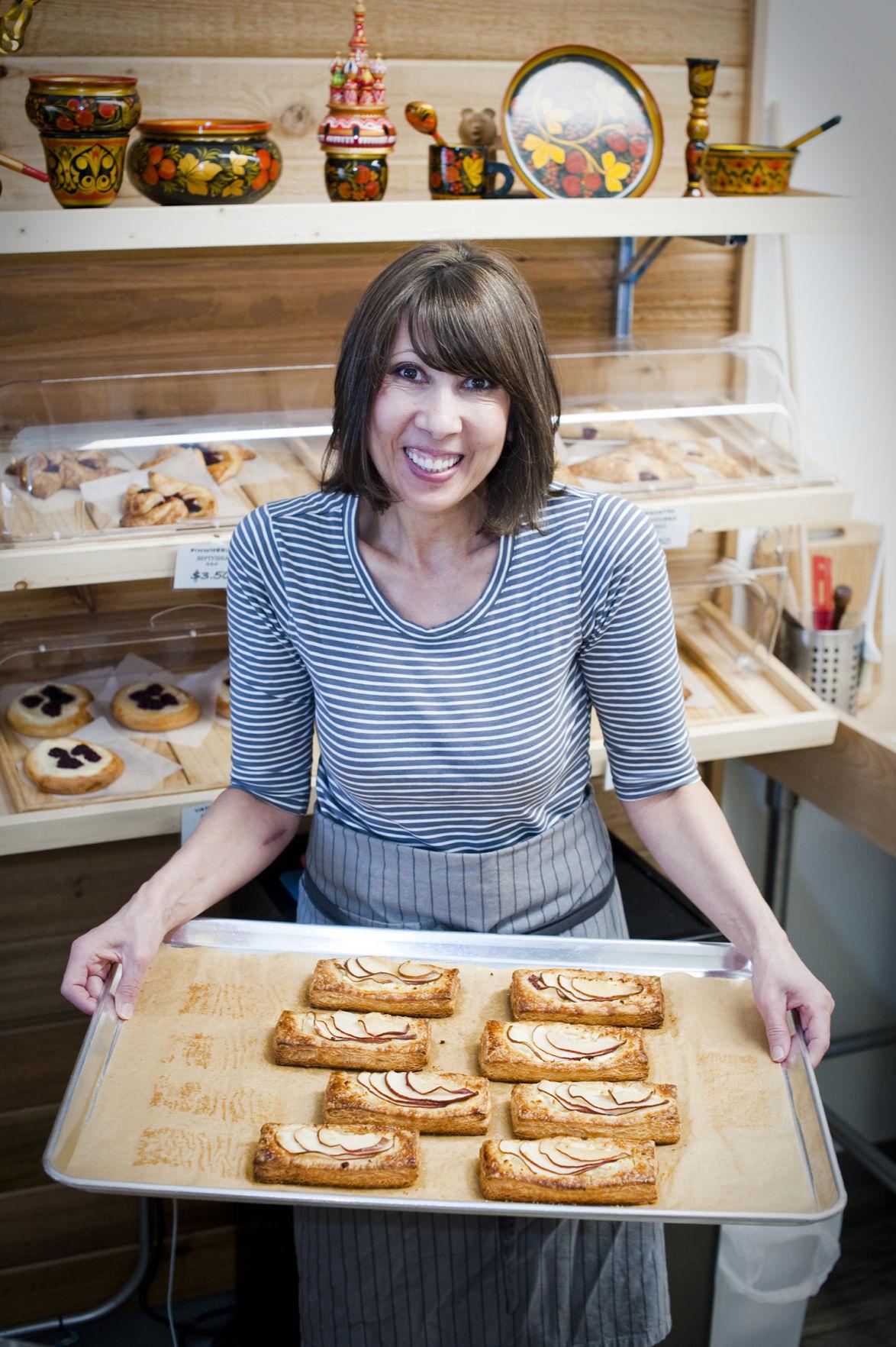 The Last Best Plates -- Veronika's Bakery, Billings