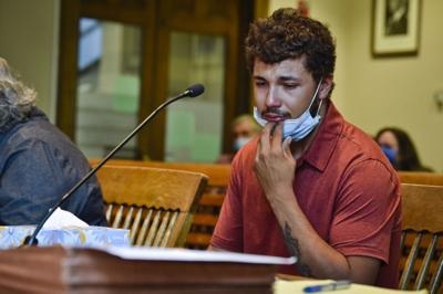 Maurice Charles Austin, 21, of East Helena, was sentenced by Judge Mike Menehan to 10 years in the Montana State Prison after pleading guilty to a felony charge of attempted deliberate homicide.
