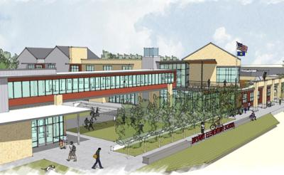 Bryant Elementary School proposed design