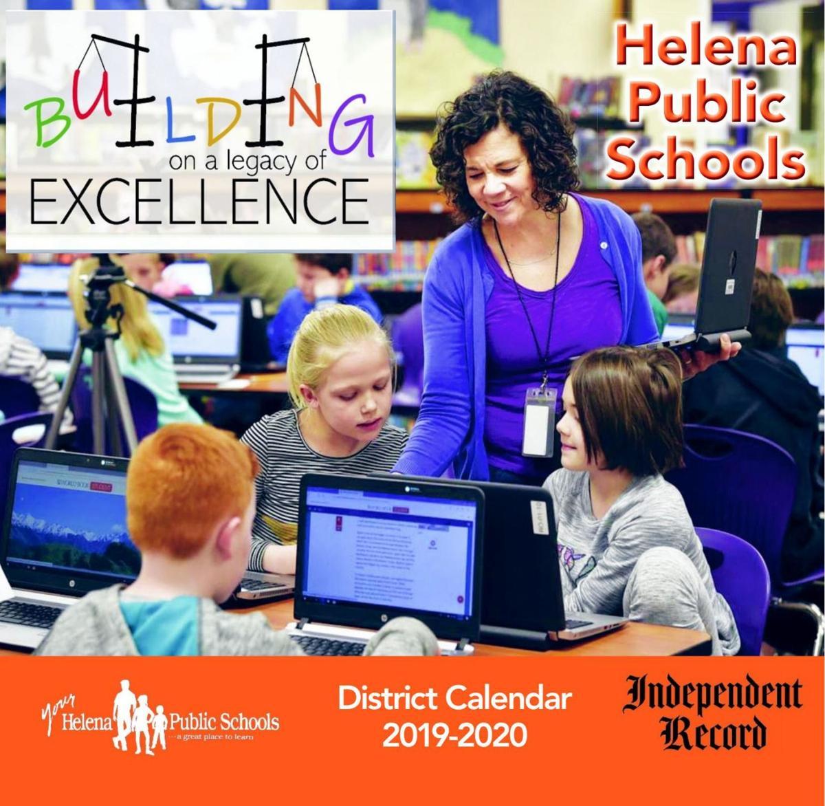 Helena School Calendar 2019-2020