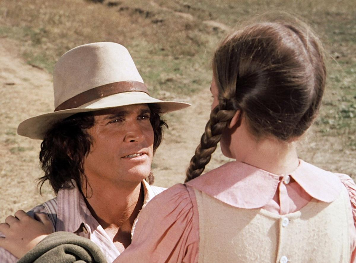 The day i met michael landon local for The landon house