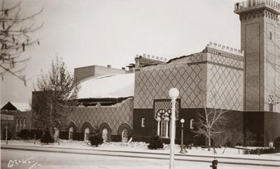 Earthquake damage, 1935