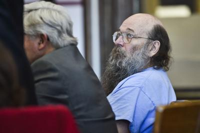 Lloyd Barrus listens to testimony Monday (copy)