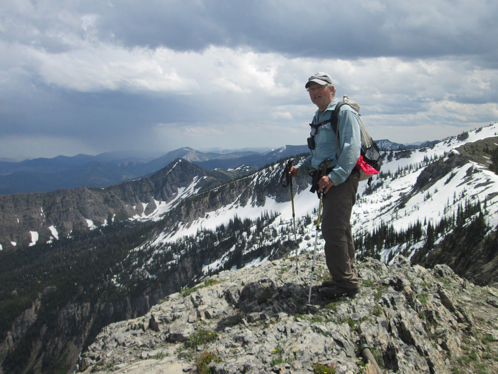 Backcountry Tales: a six-pack