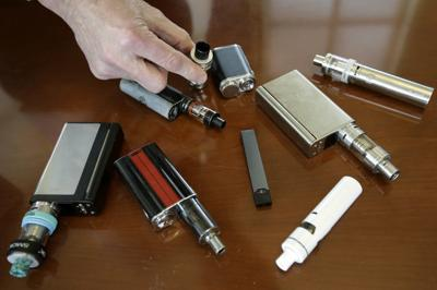 E Cigarettes Teens