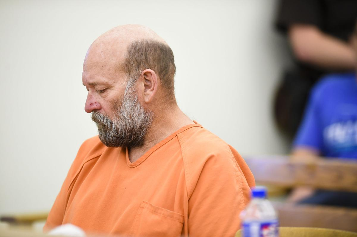 Lloyd Barrus, 61, appears in court Friday afternoon at the Broadwater County Courthouse